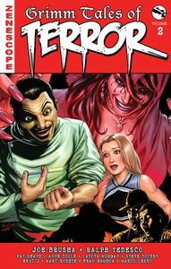 [Grimm Fairy Tales: Grimm Tales Of Terror: Volume 2 (Hardcover) (Product Image)]