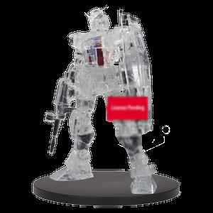 [Mobile Suit Gundam: Internal Structure Statue: RX-78-2 Gundam (Weapon B) (Product Image)]