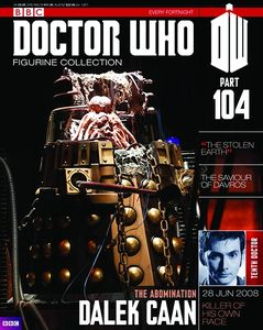[Doctor Who: Figurine Collection Magazine #104 Dalek Caan (Product Image)]
