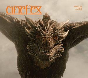 [Cinefex #157 (Product Image)]