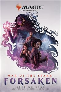 [Magic The Gathering: War Of The Spark: Forsaken (Product Image)]