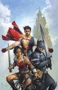 [Dark Knights Of Steel #1 (Wayne Reynolds Team Cardstock Variant) (Product Image)]