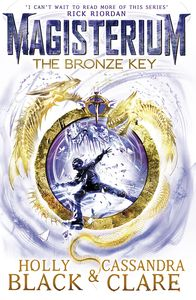 [Magisterium: Book 3: The Bronze Key (Signed Edition) (Product Image)]