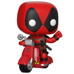 [Deadpool: Pop! Vinyl Ride: Deadpool On Scooter (Product Image)]