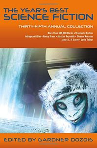 [The Year's Best Science Fiction: 35th Annual Collection (Product Image)]