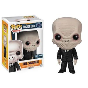 [Doctor Who: Pop! Vinyl Figures: The Silence (Product Image)]