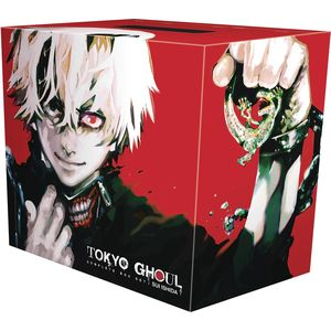 [Tokyo Ghoul: Complete Box Set: Volume 1-14 (Product Image)]