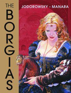[The Borgias (Hardcover) (Product Image)]
