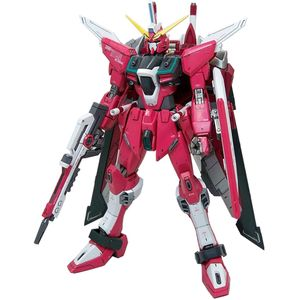 [Gundam: MG Infinite Action Figure: Justice Gundam (Product Image)]