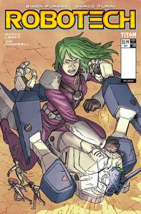 [Robotech #10 (Cover A Roy) (Product Image)]