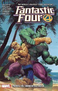[Fantastic Four: Volume 4: Thing Vs Immortal Hulk (Product Image)]
