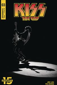 [Kiss: The End #3 (Cover D Photo) (Product Image)]