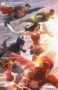 [Justice League #49 (Nick Derington Variant Edition) (Product Image)]