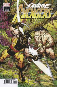 [Savage Avengers #2 (Bradshaw Variant) (Product Image)]