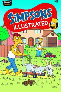 [Simpsons Illustrated #12 (Product Image)]