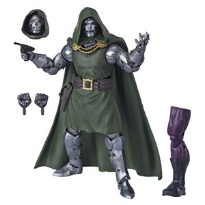 [Fantastic Four: Marvel Legends Action Figure: Doctor Doom (Product Image)]