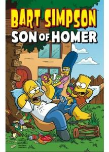 [The Simpsons: Bart Simpson Son Of Homer (Product Image)]