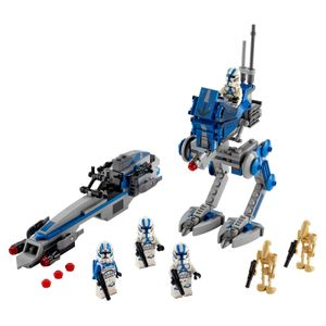 [LEGO: Star Wars: 501st Legion Clone Troopers (Product Image)]