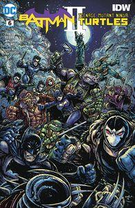 [Batman/Teenage Mutant Ninja Turtles II #6 (Variant Edition) (Product Image)]
