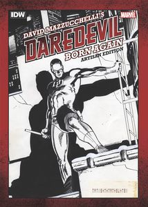 [David Mazzuchelli's Daredevil: Born Again: Artisan Edition (Product Image)]