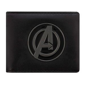 [Marvel: Avengers: Bifold Wallet: Metal Logo (Product Image)]