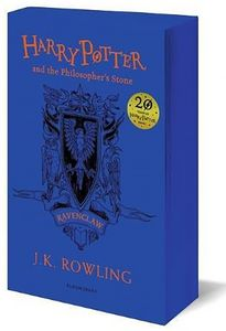 [Harry Potter & The Philosopher's Stone (Ravenclaw Edition) (Product Image)]