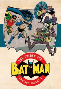 [Batman: The Golden Age: Omnibus: Volume 4 (Hardcover) (Product Image)]