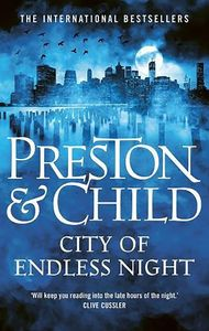 [City Of Endless Night (Hardcover) (Product Image)]