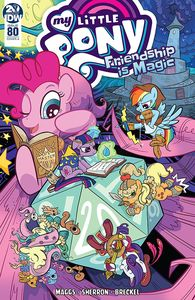 [My Little Pony: Friendship Is Magic #80 (Cover A Sherron) (Product Image)]