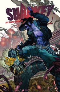 [Sharkey: The Bounty Hunter #4 (Cover A Bianchi) (Product Image)]