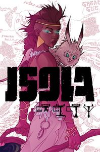 [Isola #10 (Cover A Kerschl) (Product Image)]