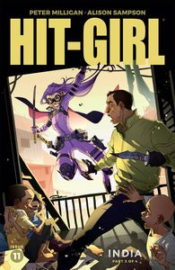 [Hit-Girl: Season Two #11 (Cover C Yildirim) (Product Image)]