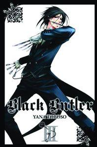 [Black Butler: Volume 3 (Product Image)]