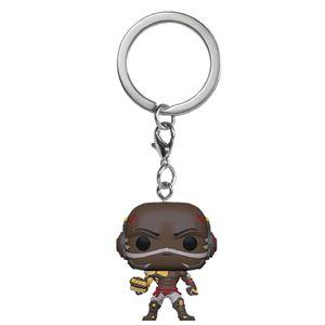 [Overwatch: Pocket Pop! Vinyl Keychain: Doomfist (Product Image)]