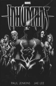[Inhumans: By Paul Jenkins & Jae Lee (Hardcover) (Product Image)]