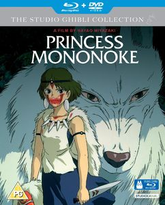 [Princess Mononoke (Blu-Ray) (Product Image)]