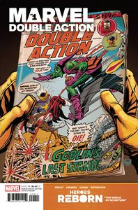 [Heroes Reborn: Marvel Double Action #1 (Product Image)]