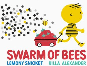 [Swarm Of Bees (Hardcover) (Product Image)]