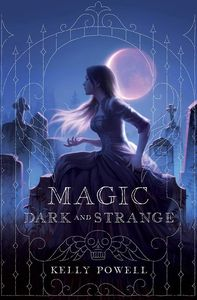 [Magic Dark & Strange (Hardcover) (Product Image)]