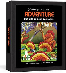 [Adventure Journal: The Atari 2600 Game Journal (Hardcover) (Product Image)]