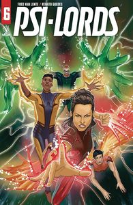[PSI-Lords #6 (Cover B Pinna) (Product Image)]