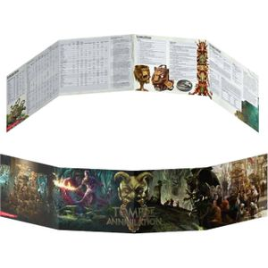 [Dungeons & Dragons: Tomb Of Annihilation: DM Screen (Product Image)]