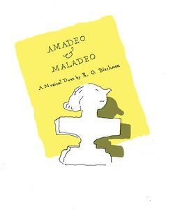 [Amadeo & Maladeo: A Musical Duet (Hardcover) (Product Image)]