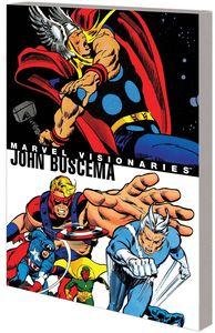 [Marvel Visionaries: John Buscema (Product Image)]