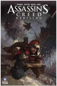 [Assassins Creed: Uprising #7 (Cover A Sunsetagain) (Product Image)]