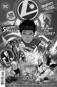 [Legion Of Super Heroes #12 (Product Image)]