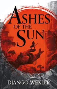 [Burningblade & Silvereye: Book 1: Ashes Of The Sun (Hardcover) (Product Image)]