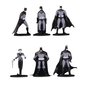 [DC: Batman: Mini Figures: Black & White Wave 3 (Product Image)]