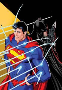 [Batman/Superman #30 (Kevin Maguire Polybag Variant Edition) (Product Image)]