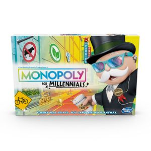 [Monopoly For Millennials (Product Image)]